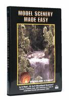 Woodland Model Scenery Made Easy DVD