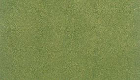 Woodland ReadyGrass Mat Spring Grass 14.25 x 12.5 Model Railroad Grass Mat #rg5141