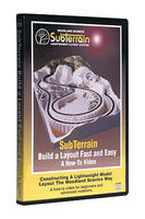 Woodland Subterrain How to DVD Hobby Model DVD Video Tape General #st1400