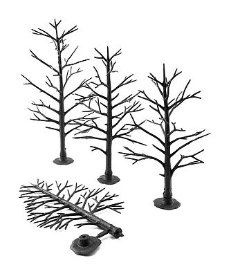 Woodland Scenics Deciduous Tree Armatures -- 5'' -7'' (12) -- Model Railroad Tree -- #tr1123