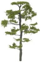 Woodland Ready Made Premium Trees Deciduous Hickory 5-3/4 Model Railroad Tree #tr1623