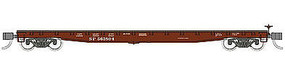 WheelsOfTime 536 General Service Fish Belly Flatcar SP #562860 N Scale Model Train Freight Car #50091