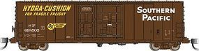 WheelsOfTime PC&F 50 70 ton Boxcar Southern Pacific #69850 N Scale Model Train Freight Car #61014