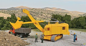 Walthers-Acc Cable Excavator w/Bucket Kit
