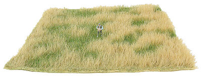 Walthers Accessories Tear & Plant Meadow Mat 8-5/8 x 7-7/8 In 22x20cm -- Early Spring Meadow