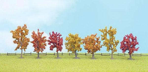 Busch 6484 Spring Trees 16// HO Scenery Scale Model Scenery