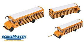 Walthers-Acc Intl CE School Bus - HO-Scale