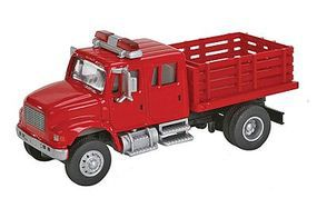 Walthers-Acc Intl 4900 Fire Dept Utlty - HO-Scale