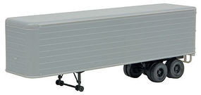 Walthers-Acc 32 Trailer 2-Pack - Kit Undecorated