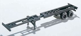 Walthers-Acc Extendible Container Chassis - Kit