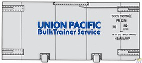 Walthers-Acc 20 Tank Container - Kit Union Pacific(R)