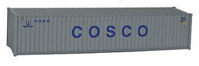 Walthers-Acc 40 RS Container Cosco HO Scale Model Train Freight Car Load #8155