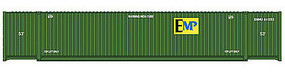 Walthers-Acc 53 Container EMP HO Scale Model Train Freight Car Load #8503