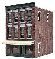 Walthers Flowers by Terry - Kit - 3 x 4 x 4-3/8 HO Scale Model Railroad Building #3473