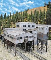 Walthers Diamond Coal Corporation - Kit HO Scale Model Railroad Building #4046
