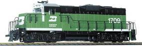 Walthers-Trainline EMD GP9M Burlington Northern #1709 Model Train Diesel Locomotive HO Scale #101