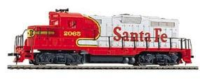 Walthers-Trainline EMD GP9M Santa Fe #2092 Model Train Diesel Locomotive HO Scale #113