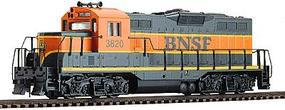 Walthers-Trainline EMD GP9M Burlington Northern Santa Fe #3820 Model Train Diesel Locomotive HO Scale #120
