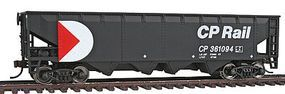 Walthers-Trainline 40 Quad Offset Hopper R2R Canadian Pacific #361094 Model Train Freight Car HO Scale #1656