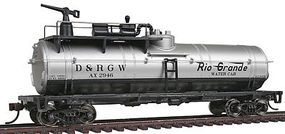 Walthers-Trainline Firefighting Car Denver & Rio Grande Western #AX Model Train Freight Car HO Scale #1791