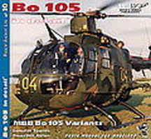 Wings-Wheels BO105 Military Eurocopter in Detail