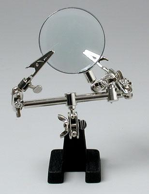 X-acto Extra Hands & Magnifier