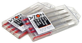 Zona Fine Point Diamond File Set (5pcs)