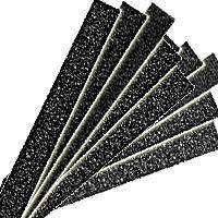 Zona X-Fine (220 Grit) Cloth Back Replacement Sanding Strip for #37770 (10)