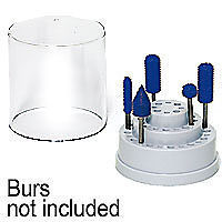 Zona ROUND BUR HOLDER W/cover