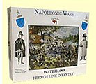 Napoleonic Wars- French Line Infantry (16) (Re-Issue) -- Plastic Model Military Figure -- 1/32 -- #1