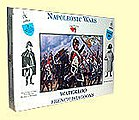 Napoleonic Wars- French Dragoons (8) -- Plastic Model Military Figure -- 1/32 Scale -- #20