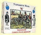Napoleonic Wars- British Foot Artillery (16) -- Plastic Model Military Figure -- 1/32 Scale -- #22