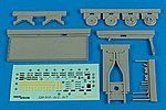 MHU191/M w/Aero 71A Skid Platform -- Plastic Model Aircraft Accessory -- 1/32 Scale -- #320017
