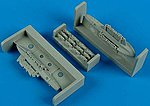 USN Triple Ejector Rack TER7 (A/A37B5) -- Plastic Model Aircraft Accessory -- 1/48 Scale -- #480056