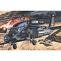 AH-60L Blackhawk DAP -- Plastic Model Helicopter Kit -- 1/35 Scale -- #12115