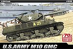 M10 GMC 70th Anniv Normandy Invasion -- Plastic Model Military Vehicle Kit -- 1/35 Scale -- #13288
