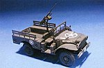 US WC51 3/4-Ton 4x4 Jeep -- Plastic Model Military Jeep Kit -- 1/35 Scale -- #35s15