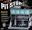Pit Stop Holographic Theater