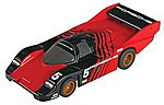 Porsche 962 #5 Mega-G -- HO Scale Slot Car -- #70301