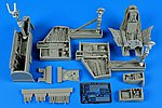 A4E/F Skyhawk Detail Set For a Trumpeter Model -- Plastic Model Aircraft Accessory -- 1/32 -- #2192