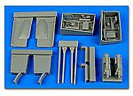 Fw190F8 Gun Bay for RVL (Resin) -- Plastic Model Aircraft Accessory -- 1/32 Scale -- #2206