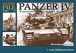 History File 3- Panzer IV PzKpfw Short Barrel Versions -- Military History Book -- #hf3