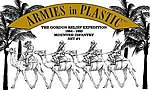 Camel Infantry Set #1 -- Plastic Model Military Figure -- 1/32 Scale -- #5591