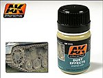 Dust Effects Enamel Paint 35ml Bottle -- Hobby and Model Enamel Paint -- #15