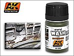 Interior Wash Enamel Paint 35ml Bottle -- Hobby and Model Enamel Paint -- #93