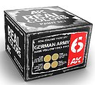 Real Colors- German Army Dark Yellow 1943-1945 Acrylic Lacquer Paint Set (4) 10ml Bottles