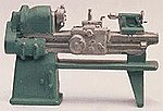 Lathe/Tool Maker -- HO Scale Model Railroad Building Accessory -- #2603