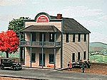 Windsor Hotel Kit -- N Scale Model Railroad Building -- #643