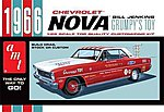 1966 CHEVY NOVA -- Bill Jenkins - Plastic Model Car Kit -- #772