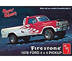 '78 FORD PICKUP 1-25 -- Plastic Model Truck Kit -- #858